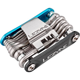 Lezyne Rap-20 Multiherramientas, blue/black